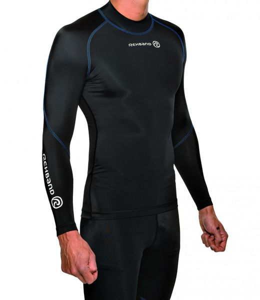 Rehband Compression Top Long Sleeve -kompressiopaita 7704 (P)