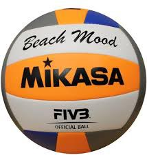 Mikasa VXS Beach Mood Beach Volley -rantalentopallo